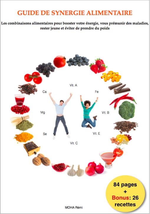 Avis Le guide de synergie alimentaire Pdf