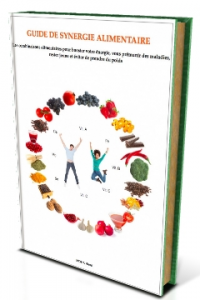 synergie alimentaire couverture ebook