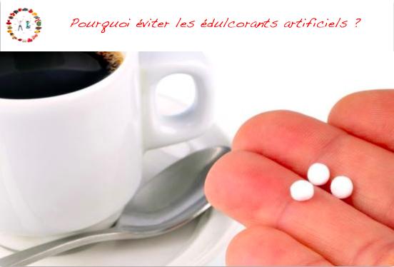 dangers édulcorants artificiels - synergie alimentaire