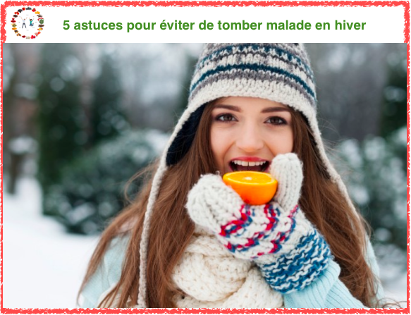 comment éviter de tomber malade en hiver ? synergie alimentaire