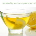 les bienfaits de l'eau chaude et du citron - synergie alimentaire