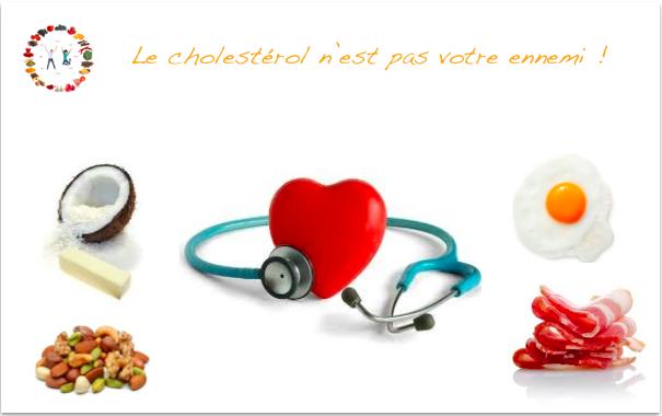 les bienfaits du cholestérol - synergie alimentaire