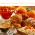 petit-déjeuner français - synergie alimentaire