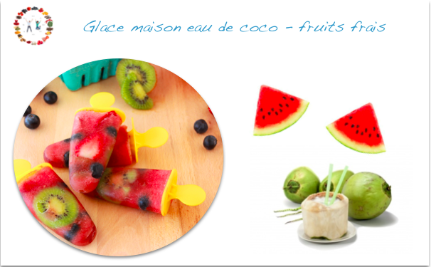 glace minceur -synergie alimentaire