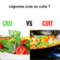 légumes crus ou cuits - synergie alimentaire