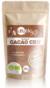 cacao cru en poudre