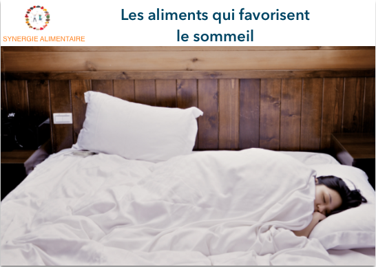mieux dormir: quels sont les bons aliments
