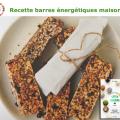 recette barres énergétiques