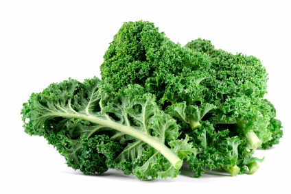 chou vert frisé (kale) - synergie alimentaire