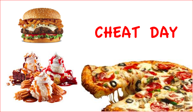 jour de triche (cheat day) - synergie alimentaire