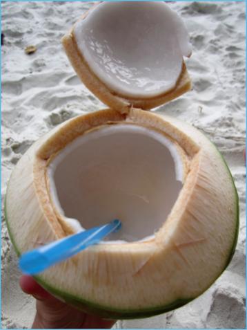 vertus eau de coco - synergie alimentaire