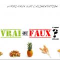 vrai-faux sur l'alimentation - synergie alimentaire